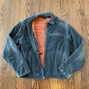 Abercrombie Vintage Cordoroy Jacket